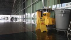 FACILITY MAINTENANCE, JANITORIAL & CLEANING